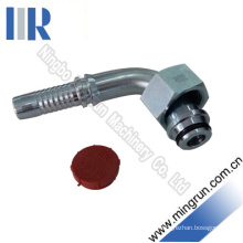 90 Elbow Metric Female Hose Fitting Hydraulic Fitting (20591)