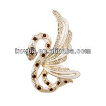 Wholesale hot sale bulk brooch modern design animal brooch