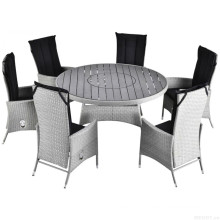 Outdoor Rattan Dining Set Patio Wicker Garden Furniture