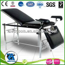 Gynecological couch examination bed