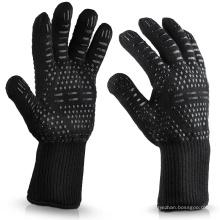 2018 Amazon Best-seller cuisine cuisson gants résistant à la chaleur gants maniques