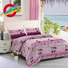 100%COTTON twill printed bedsheet fabric