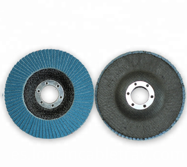 Zirconia Flap Disc 3