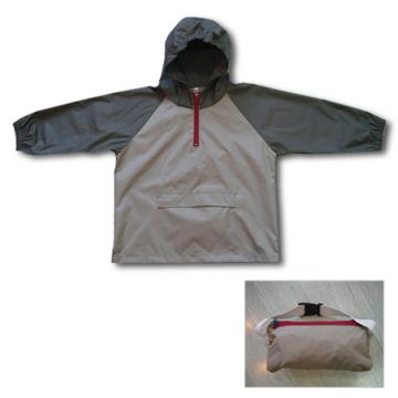 Yj-1116 Stylish Waterproof Rain Jacket Rains Coat Raincoat Children Boys Girls
