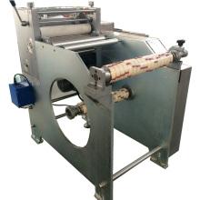 Покрытие для ремонта кожи Мембранная рулонная машина для листовой резки