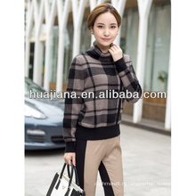 Зима 2015 женщины 100% кашемир толстый свитер