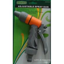 Garten Sprayer einstellbare ABS-Kunststoff Wasser Spritzpistole für die Gartenarbeit