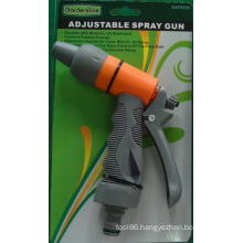 Garden Sprayer Adjustable ABS Plastic Water Spray Gun for Gardening