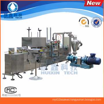 Automatic Resin Filling Capping Machine with Multi-Head