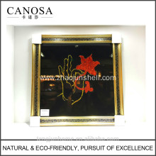 CANOSA seashell Wall Picture with wood frame