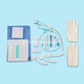 Disposable Anti-effection เซ็นทรัล Venous Catheter (CVC Kit)