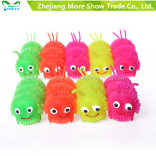 Jouet d'enfant Caterpillar Ball Spike en plastique souple