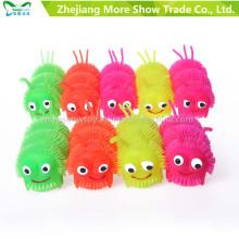 Свет мягкий пластичный Спайк гусеницы шарика детские игрушка