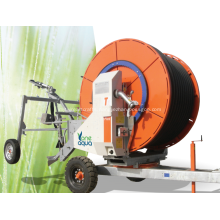 water pressure driven irrigation machine