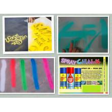 Водорастворимая краска для спрея / Краска временного спрея Китай (AK-MP1014)