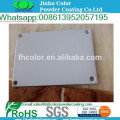 Spray eletrostático Ral7035 textura fina pintura em pó estrutura de tintas
