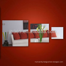 decorative acrylic mirror hanging for interior decoration