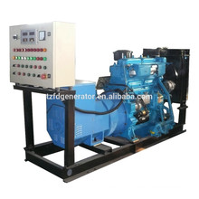 open type 120kw/150kva shangchai marine genset on sale