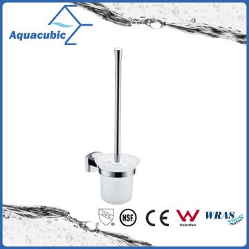 Modern Wall Mount Polished Chrome Toilet Brush Holder (AA7717)