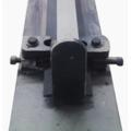 Machine de découpage de tige de carbure