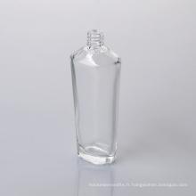 Bouteille de lotion de bouteille de parfum en verre de forme ronde de 100ml