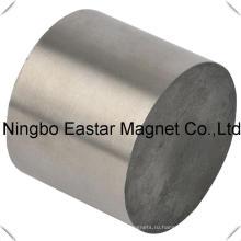 Большой размер сильного постоянного неодимовым магнитом NdFeB цилиндра