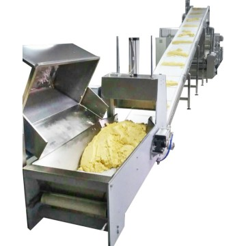 Biscuit Dough Conveyor pour la ligne de production de biscuits