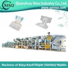 Erwachsenen-Inkontinenz-Pad-Maschine mit CE (CNK250-HSV)