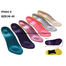 Latest 4D Multifunction Breathable Deodorant Comfortable Sport Insoles (FF504-5)