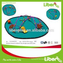 Outdoor Spielplatz Ausrüstung, Spielplatz Rohr Spirale Folien