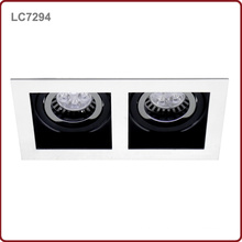 Double Head 2*5W Mr16LED Recessed Ceiling Light LED Venture Lamp (LC7294)