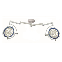 LEWIN Lâmpada de operação LED de dupla cúpula