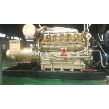 Дизельный генератор мощностью 500 кВт