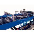 /trapezoid plástico reciclado onda redonda techo chapa maquinaria/pp pe plástico máquina de extrudado de la onda