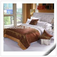 Luxo De Boa Qualidade Hotel Cinco Estrelas Uso Decoração Colchas