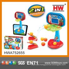2015 Novo item jogar gams desktop mini basquetebol