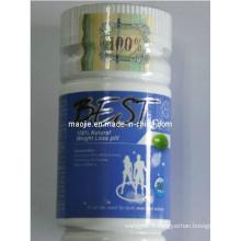 Meilleur Slim, 100 % naturel à base de plantes poids perte Capsule (MJ18)