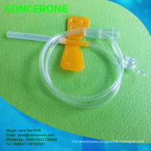 Butterfly Infusion Sets, Intravenous Scalp Vein Set
