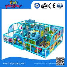 Playground interno de alta qualidade de Kidsplayplay para a venda
