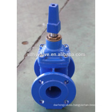 300PSI Fire Fighting Ductile Iron 4 inch 6 inch Gate Valve
