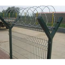 Razor Barbed Wire Fence for Many Applications
