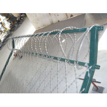 Razor Barbed Wire Protection Fencing Series