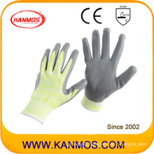 Nylon Knitted Nitrile Jersey Coated Industrial Safety Work Glove (53301NL)