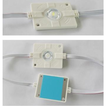 UL Approved 3W 160° Lens High Power Signage Light LED Module with Lens for Lightbox