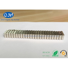 Jouets à bloc magnétique Aimants en néodyme D4.3 * 9mm