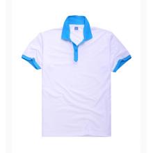 Chemises polies pour hommes à la broderie simple à la broderie sur mesure