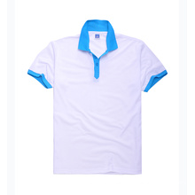 Customized Plain Embroidery Dry Fit Mens Polo Shirts