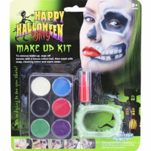 Halloween maquillaje Hallowmas cosméticos partido de juguete