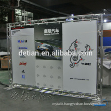 Aluminum truss Trade show display manufacturer trade show exhibit display trade show booth construction