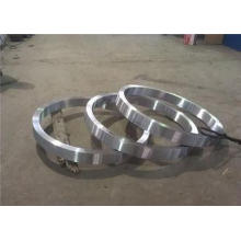 JIS AISI Forged Rolled Rings / Forging Slot Ring For Engine